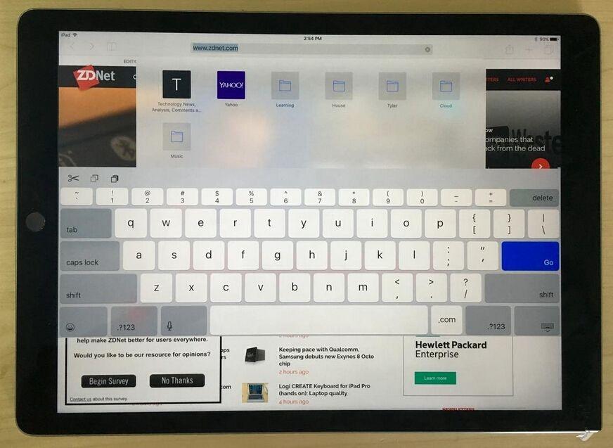 iPad Pro八点遭吐槽:浪费屏幕充电慢