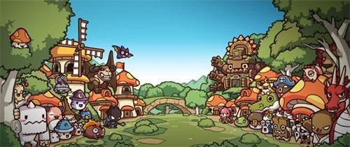 NEXON最新作《冒险岛M》明年登陆移动平台