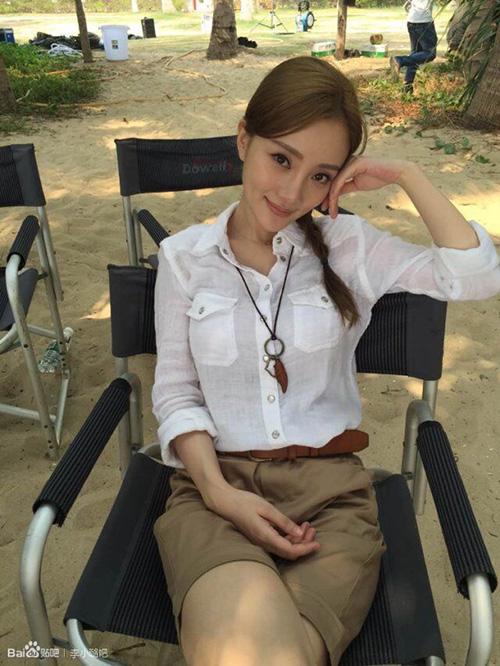 明星李小璐入股游戏当老板   与老公贾乃亮夫唱妇随
