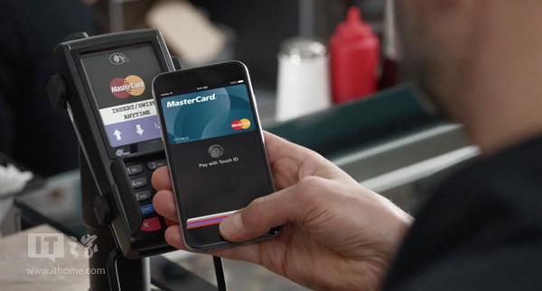 苹果Apple Pay将于2016年底正式登陆中国