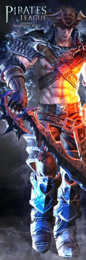 Unity5打造海洋MMORPG新作《海盗联盟》开启你的海盗梦