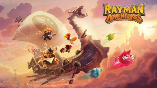 欢乐狂欢即将开始  育碧经典系列新作《雷曼大冒险》12月3日全球上线