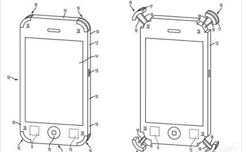 苹果新专利曝光:下代iPhone屏幕不易碎
