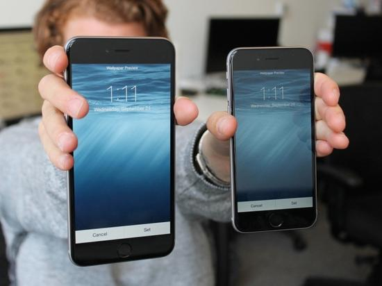iPhone回归小屏有没有意义
