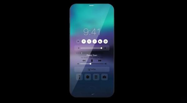 酷炫的概念iOS 10设计:会不会让你倾心?