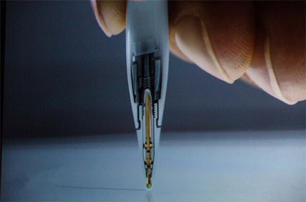 苹果iPad Pro可用Apple Pencil实现3D Touch