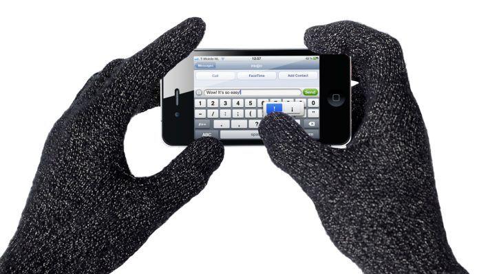 iPhone 支持手套触摸感应?苹果很快就能实现