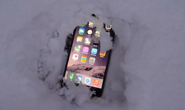 iPhone也怕冷?北方用户频现自动关机