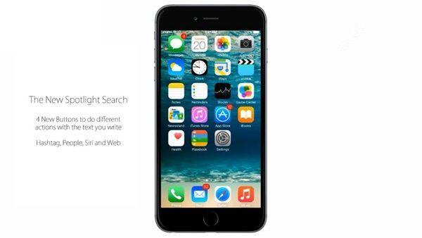 AnySpot登陆iOS 9:随时随地唤出Spotlight