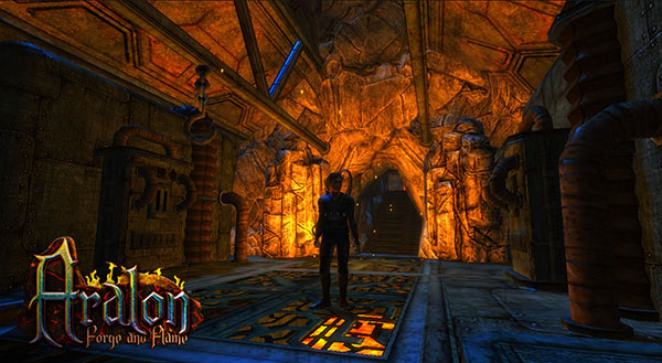 酝酿多年的RPG续作《阿瓦隆:炉之火》即将到来