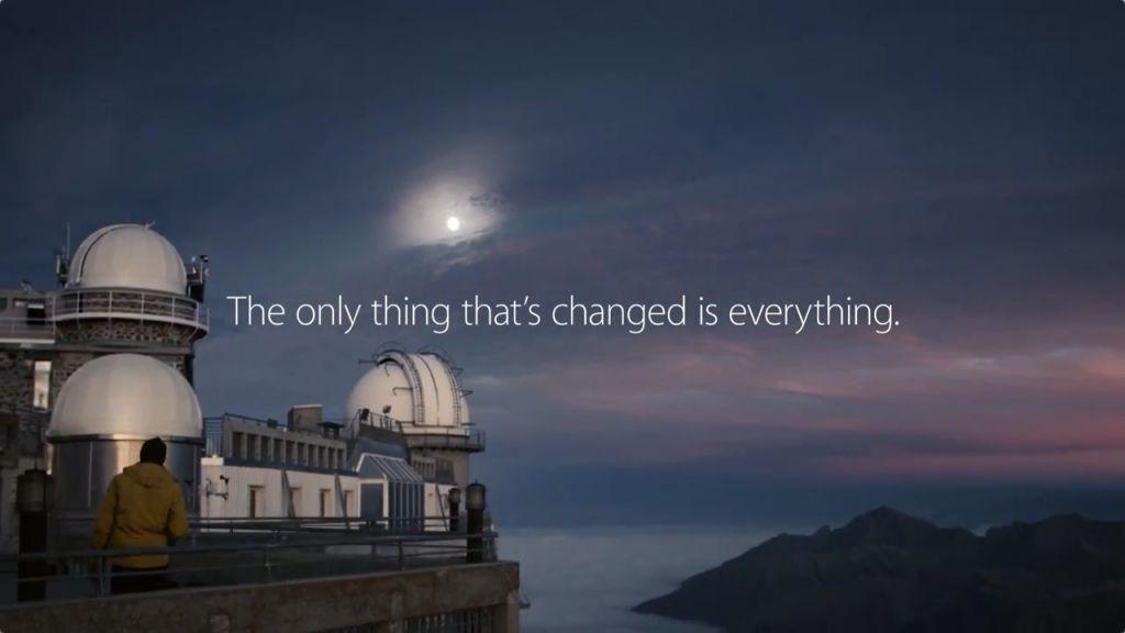 苹果两则新广告放出:突出iPhone 6s性能