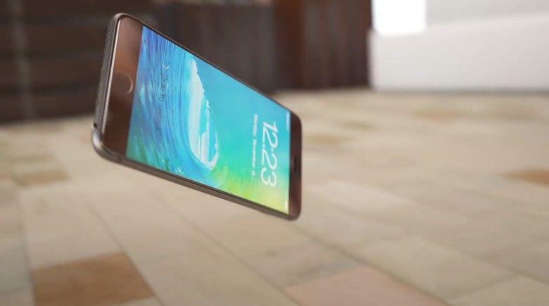 iPhone 7概念设计:史上最防摔  没有之一