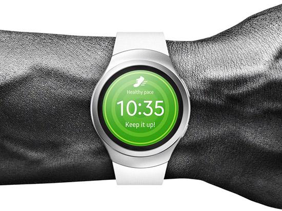 三星手表GearS2将支持iPhone
