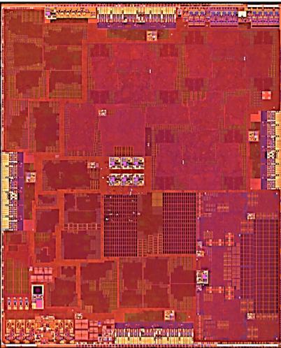 大胆猜想:iPhone 7 的A10芯片设计会是多大?