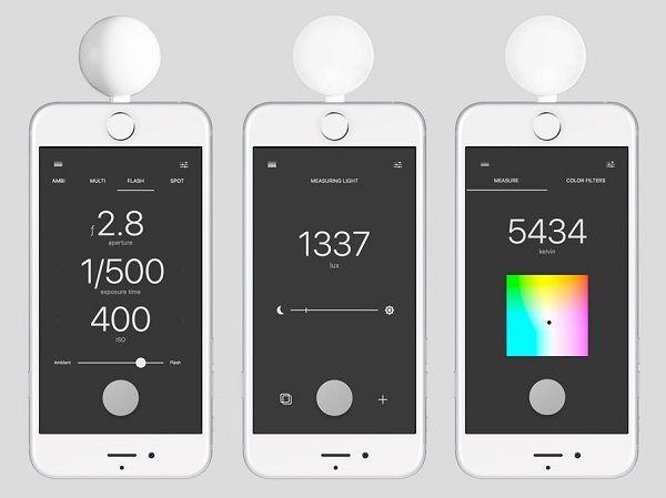 iPhone秒变测光器:Lumu Power有望16年6月出货