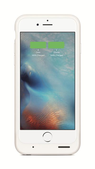 iPhone 6/6s适配智能电池保护套上市