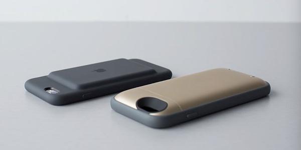 iPhone 6s电池保护壳丑?你会怎么设计