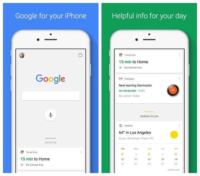 iOS谷歌应用更新:支持3D Touch和分屏显示