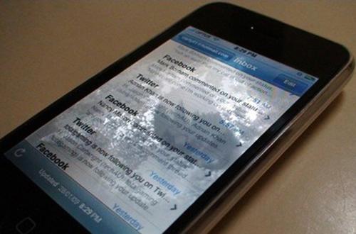 怎么看iPhone手机内部有没有进水?