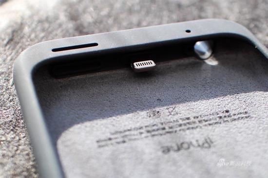 苹果智能电池保护壳体验:不值得
