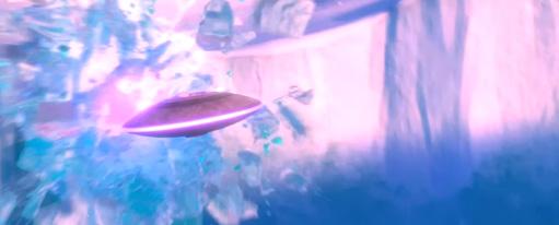 《冰川时代5》发布最新预告片  呆萌鼠大闹太空