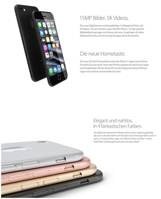 无耳机接口的iPhone概念设计:你喜欢吗?