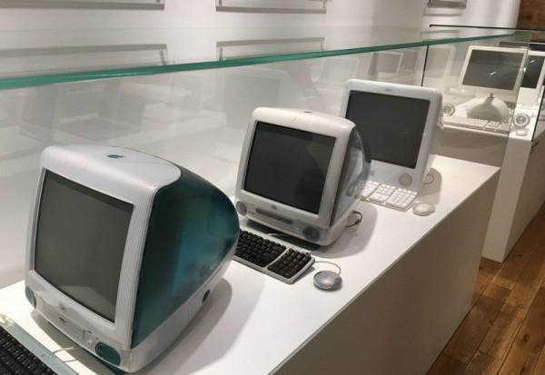"""""""苹果博物馆"""":史上最全的苹果产品展览"""