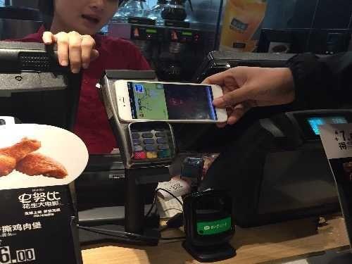 用Apple Pay买买买的体验,真是爽翻天了