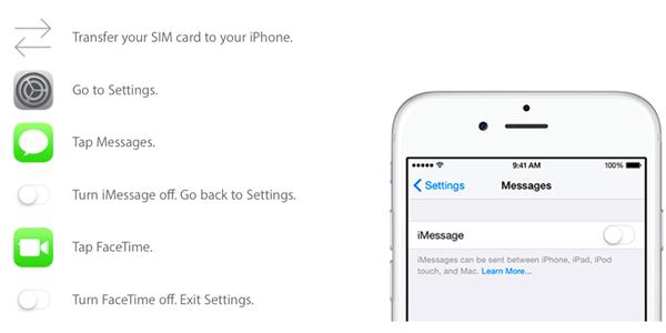 想敲诈苹果?iPhone用户改用安卓机后收不到短信是假的