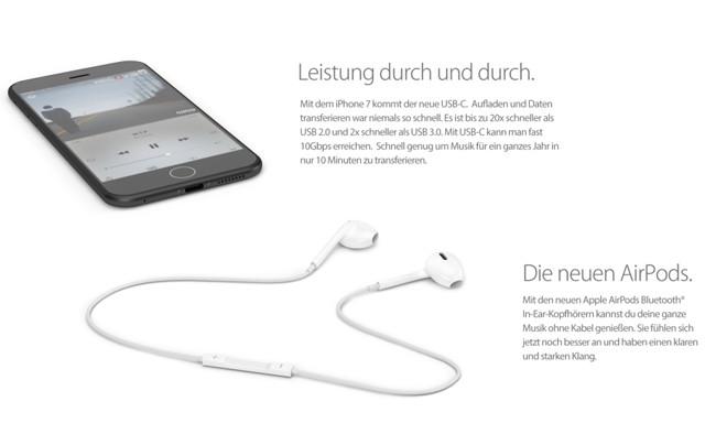 iPhone 7概念设计:超薄惊艳一体感强