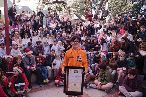 十岁小学生勇夺《我的世界》官方首届大赛冠军