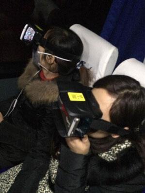 放大招!滴滴与蚁视联合推出全球首款巴士VR手游
