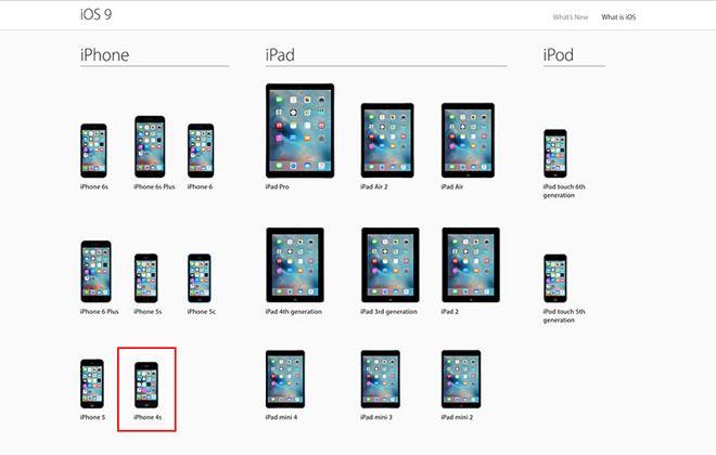 旧设备升级 iOS 9 不给力!苹果遭集体诉讼