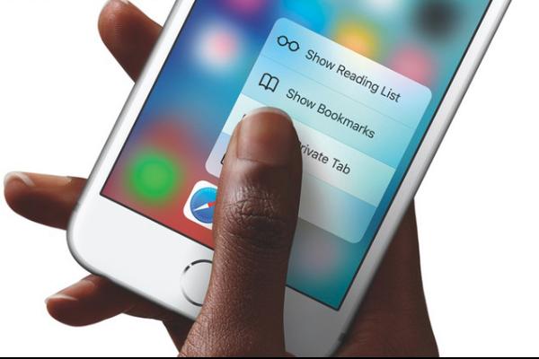 非3D Touch设备如何用手势切换应用?