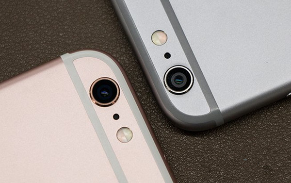 苹果iPhone6sPlus快速拍照技巧