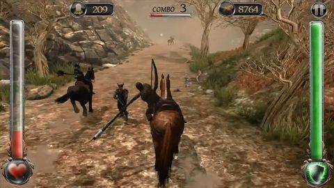 既要骑马又要杀众敌《神秘骑士》即将上架
