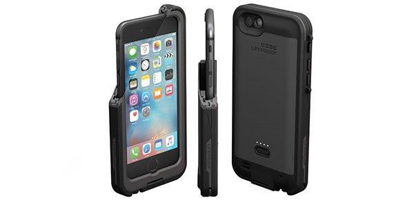 要吗?能让苹果iPhone6s Plus秒变三防机的手机壳