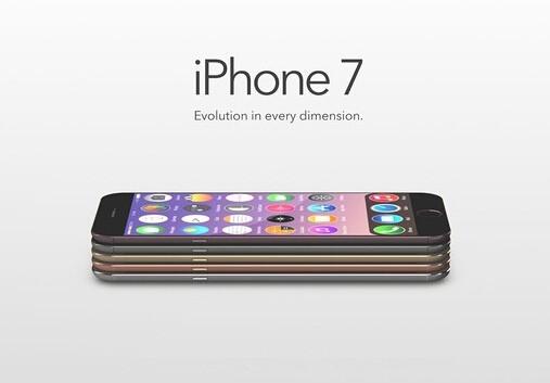 苹果iPhone7就要到来 或将在上半年推出