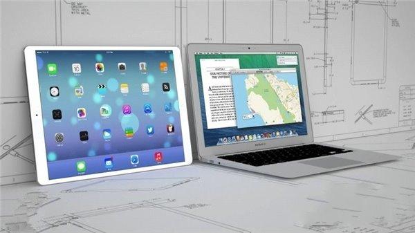升级iOS9.3后,iPad Pro距离PC更近一步