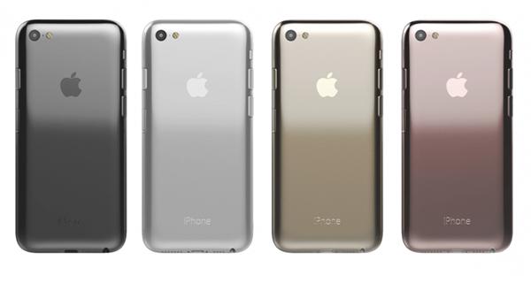 像iPod touch般薄的最新 iPhone 7 概念设计