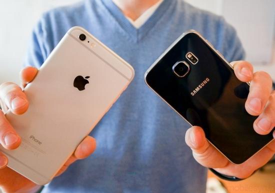 三星苹果去年出货5.47亿部,超国产手机总和