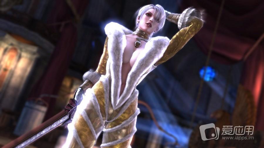 《花花公子》评游戏界十大完美胸部