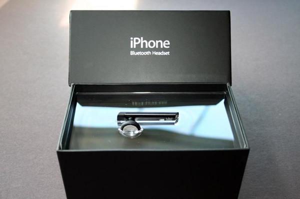 iPhone 配蓝牙耳机:苹果在九年前已经做过