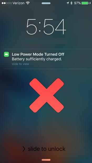 低电量模式自动关闭?这款新插件可帮上忙