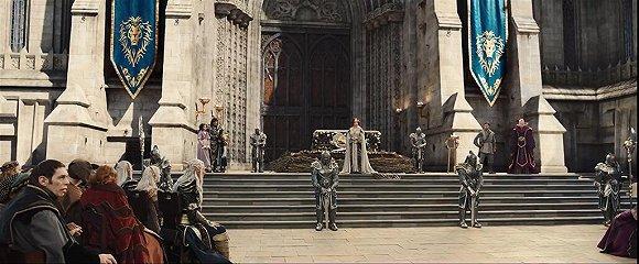 传奇影业公布《魔兽》新预告