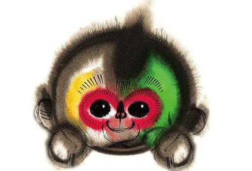 猴年吉祥物是个什么鬼?杀马特猴子陪你过年