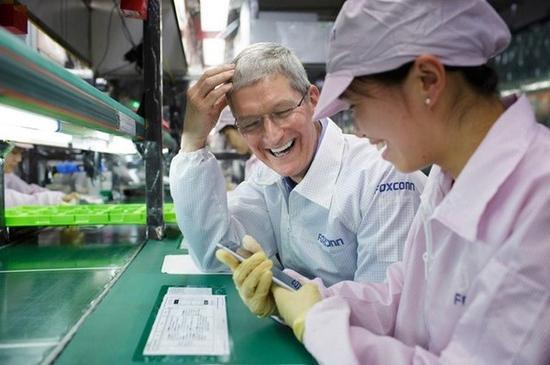 苹果新iPhone需求疲软 谁家欢喜谁家愁?