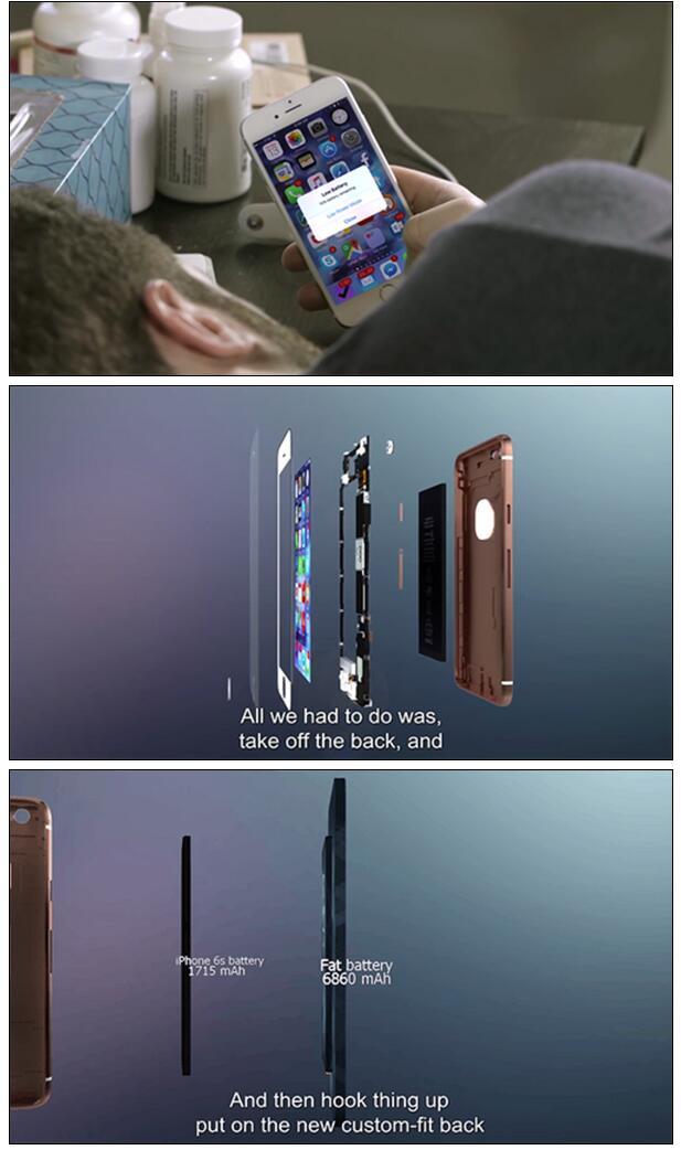 轻松改机:让你的iPhone6s电池电量从此激增4倍