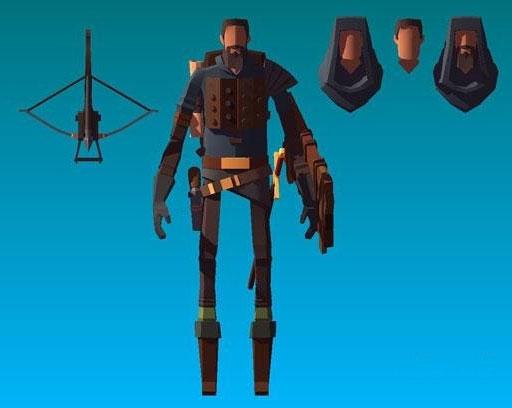 经典续作《掠夺之剑:遗产》设计图首曝 画风突变你喜欢吗?