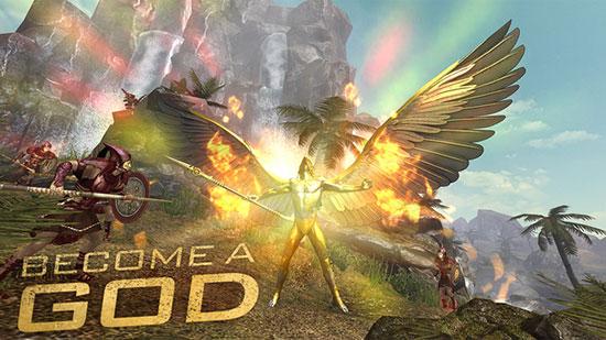 史诗大战一触即发 《神战:权力之眼》官方手游上架